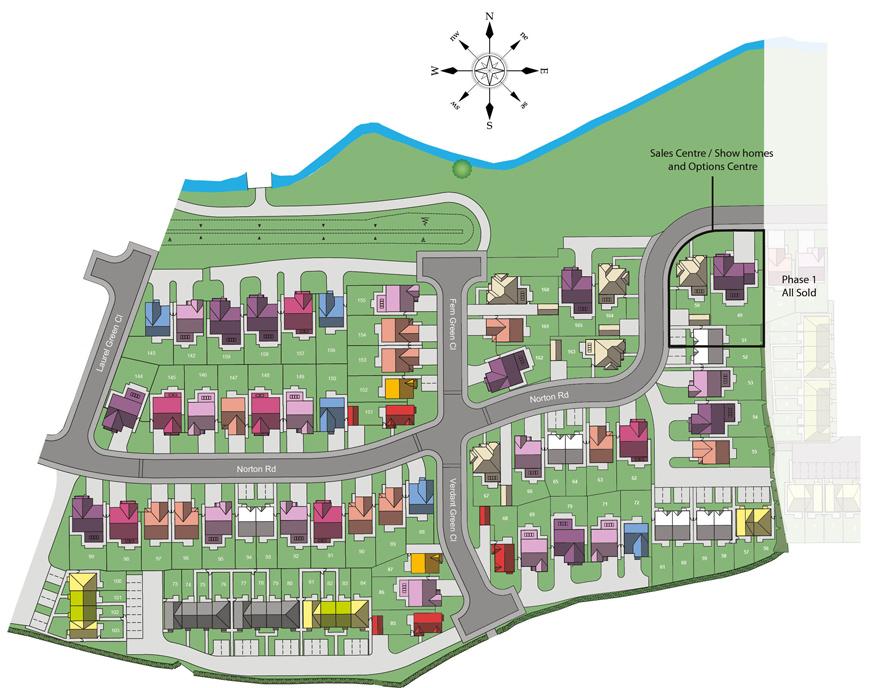 Garrett Manor Site Plan